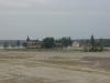 Sicht vom Pegelturm 24.7.2000 Richtung Villa am Bernsteinsee