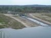 Sicht vom Pegelturm 20.4.2001