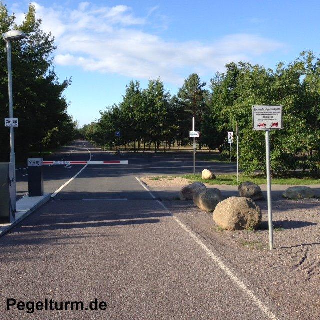 Parkplatz Pouch Halbinsel